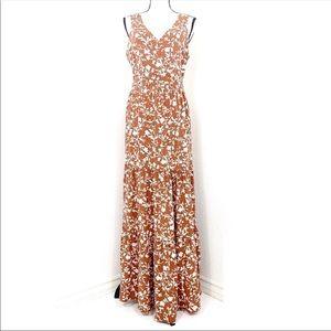 Cynthia Rowley stunning maxi dress 🌸
